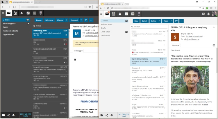Webmail enterprise new